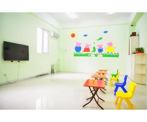 VCD课教室