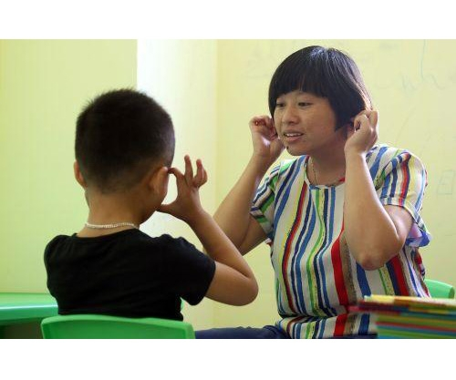 家长确定自己的孩子患有语言发育迟缓的依据有什么?